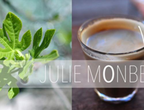 Besøg af livsstilsbloggeren Julie Monberg